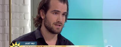 TV4 Nyhetsmorgon 13/4-2017